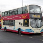 The X53 Jurassic Exeter to Poole Bus Service